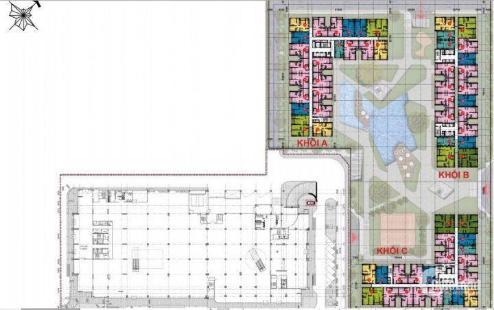 Cộng Hòa Garden quận tân bình, căn hộ dịch vụ - thương mại sở hữu vị trí vàng giá chỉ từ 1,6 tỷ Lh 0938677909