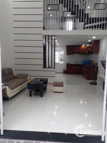 BÁN NHÀ HẺM 4M ÂU CƠ,dt 4.5mx10m , 1 lửng 1 lầu, 4.4TỶ ,phường PHÚ TRUNG