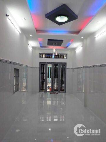 Nhà hẻm 6m đường Nguyễn Quý Anh,Quận Tân Phú diện tích 3,1 x 12,5 nhà 1 lầu giá 2,98 tỷ