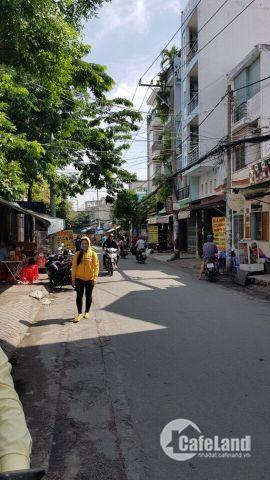 cần bán nhà mặt tiền kinh doanh, gần chợ, đường Nguyễn Đỗ CUng, tân phú