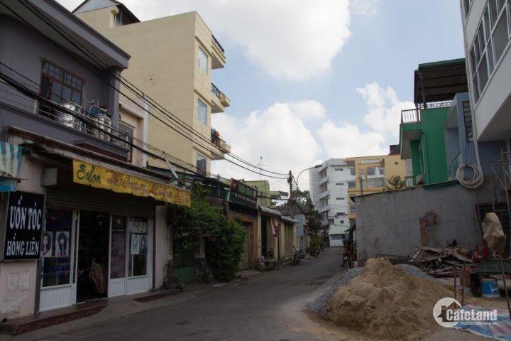Cần vốn KD bán toà nhà đang cho thuê 1 trệt 3 lầu, gồm 16 phòng cho thuê