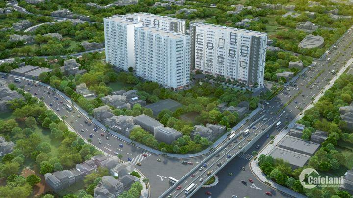 An Dân Residence quận Thủ Đức gái rẻ bất ngờ chỉ từ 900 triệu - 1,1  tỷ sở hữu ngay căn hộ 2PN 55m2.