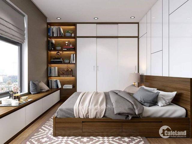 Bán căn hộ cao cấp 3 phòng ngủ full nội thất óc chó The Legend 109 Nguyễn Tuân