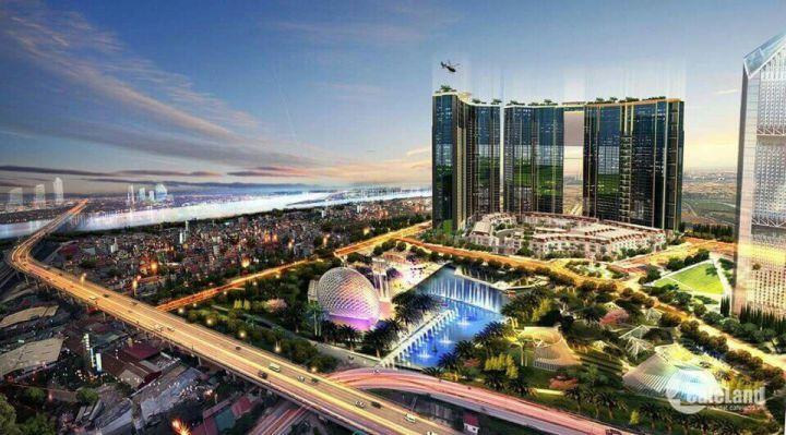 Sunshine City ưu đãi tháng ngâu 2,75tỷ/căn 2PN tặng 200tr,Ck 6%,lãi suất 0%.Full nội thất cao cấp.