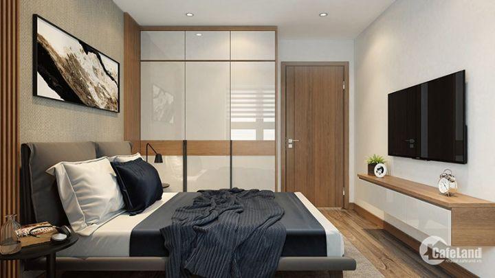 Căn hộ cao cấp 2 phòng ngủ- full nội thất – giá chỉ từ 1,3 tỷ đồng