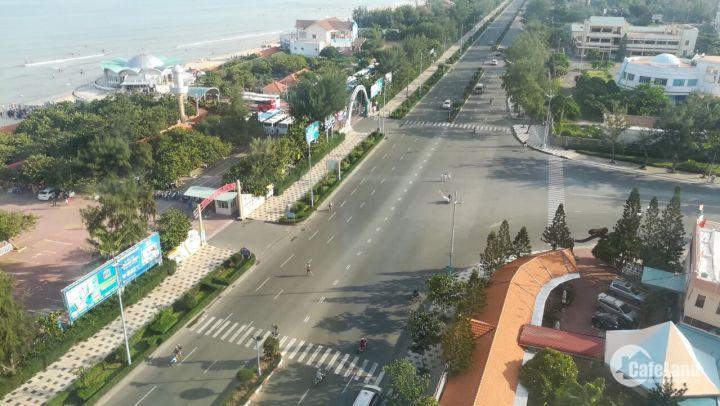 tọa lạc trung tâm tp vũng tàu căn hộ 2pn view biển