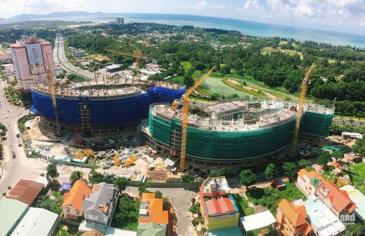 Căn hộ view biển Vũng Tàu Gateway, tuyệt tác kiến trúc giữa lòng thành phố biển, LH:0937826227