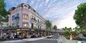 Dự án nằm trên trục đường chính của thị trấn long thành – đồng nai