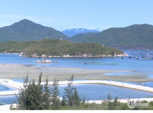 Mua 1 lãi 10, sở hữu ngay đất vịnh Bắc Vân Phong chỉ từ 10tr/m2