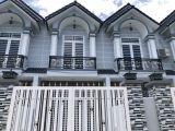 Cần tiền trả nợ bán gấp căn nhà 1 trệt 1 lầu mới xây giá 1 tỷ 6 , SHR bao công chứng sang tên .