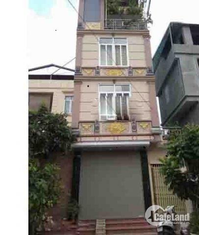 Cho thuê nhà trong ngõ Ba Đình 3,5 tầng 55m2 mặt tiền 5m có ĐH NL 4PN