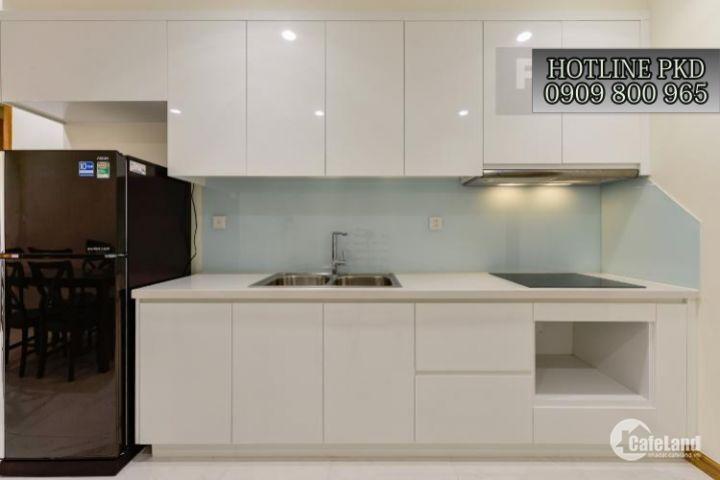 Căn hộ Vinhomes Tân Cảng- 1PN- đầy đủ nội thất- mới 100%- giá rẻ 17tr/tháng LH: 0909800965