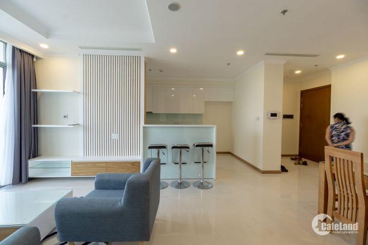 Cho thuê căn hộ Vinhomes- tòa L5- 3PN full nội thất- 27tr/tháng  LH:0909800965