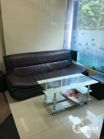 Văn phòng full nội thất thiết bị văn phòng và tiện ích bổ sung 19m2 giá 6tr/tháng Q BThanh