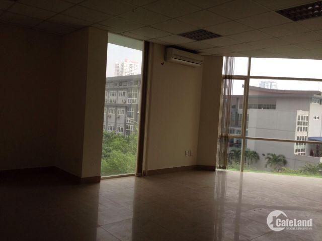 Cho thuê sàn văn phòng dt 80-150m2 tại Cầu Giấy.
