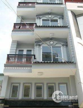 Cho thuê nhà trong ngõ Hoàng Cầu 5 tầng 72m2 mặt tiền 5m có ĐH NL