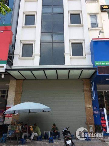 Cho thuê cửa hàng mặt phố Đại Cồ Việt 250m2, mặt tiền 3.5m, giá thuê 55tr/tháng