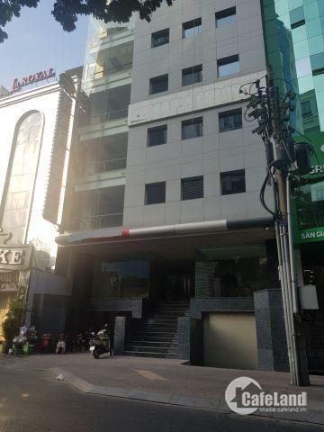Cho thuê nhà MT Trần Quang Khải Q1,DT: 8mx40m,6 Lầu, 1600m2