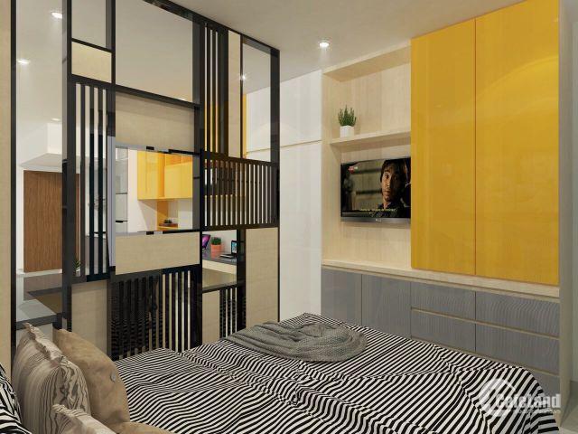 Cần cho thuê căn hộ officetel River gate, nội thất đủ