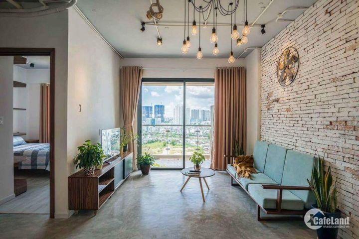 Cho thuê căn hộ Kingston Residence 2 PN Full NT, tầng cao, view sân bay Tân Sơn Nhất.LH: 0939005055