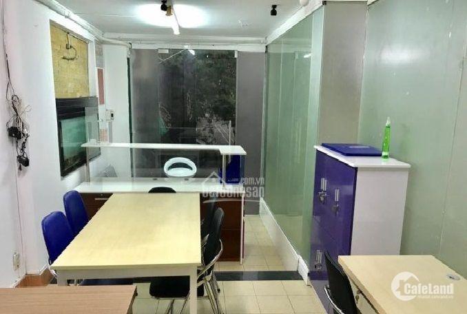 Cho thuê văn phòng đường Thích Quảng Đức quận Phú Nhuận