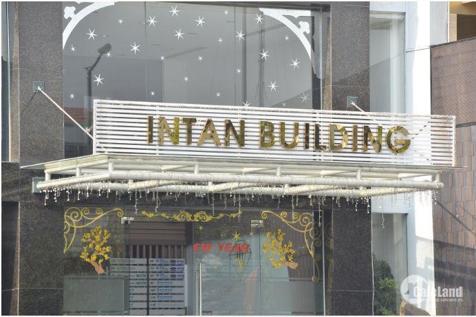 VĂN PHÒNG INTAN BUILDING SIÊU ĐẸP 130M2