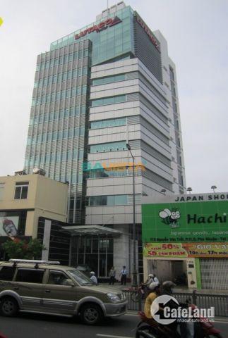 Cần cho thuê văn phòng Q.Phú Nhuận - MT đường Nguyễn Văn Trỗi