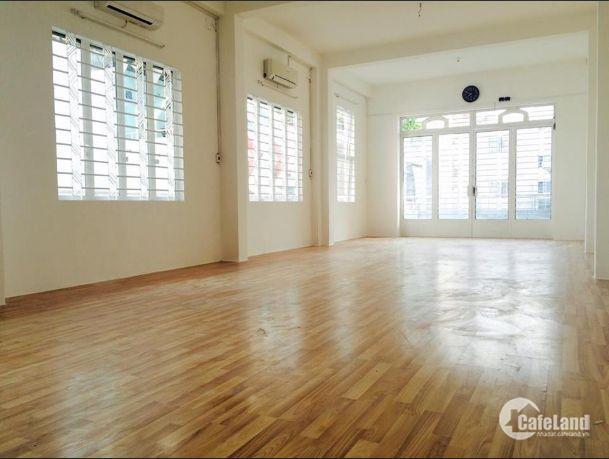 Cho thuê nhà nguyên căn 3 lầu mới đẹp làm Văn Phòng