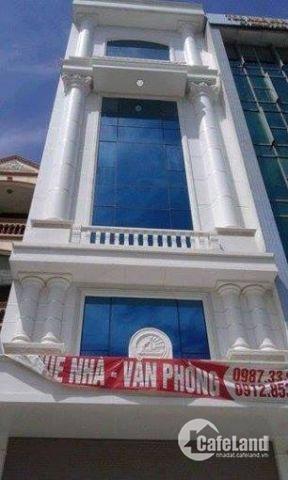 Cho thuê tòa nhà mặt phố làm văn phòng , spa , showroom .. Ngay ngã 4 Khuất Duy Tiến, quận Thanh Xuân.