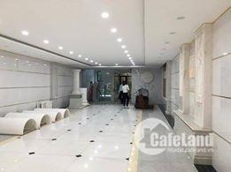 Cho thuê mặt bằng kinh doanh, văn phòng tại phố Nguyễn Xiển, MT 7m, S=150m2/sàn x 7T + 1 hầm