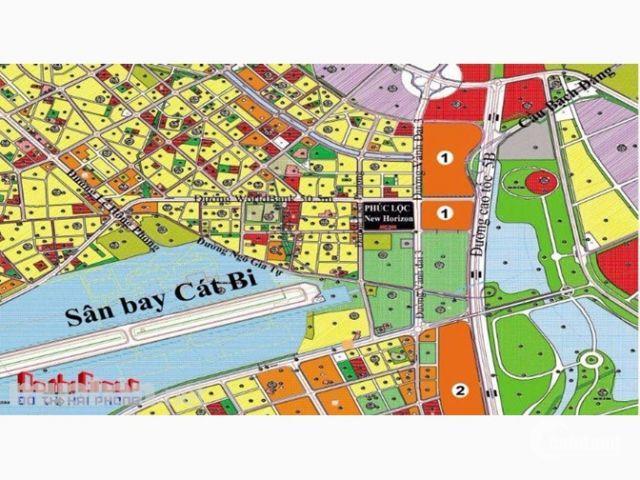 Dự án đất nền KĐT Nam Hải new horizon hải phòng Sđt 01288313989