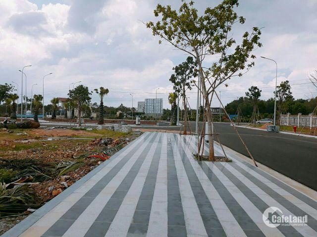 đất 3 mặt tiền đường đại lộ võ văn kiệt