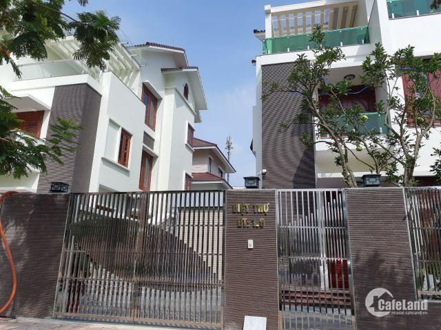 Bán biệt thự vip phong cách singapore tại thành phố Bắc Ninh
