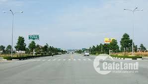 Đất chợ Mỹ Phước 2, 120m2, gần bệnh viện Mỹ Phước trục đường NA1, 20m, TX Bến Cát, có sổ chỉ 400tr