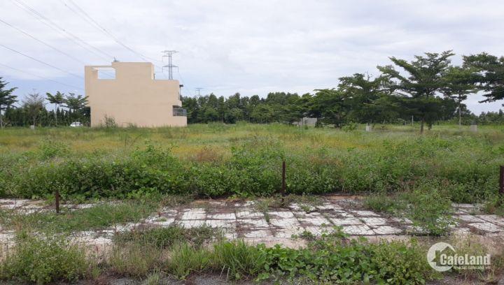 cần bán lô đất ở Bến Lức Long An, thổ cư 100%, SHR, sang tên công chứng ngay. LH 0937283933