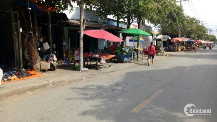 Đất mặt tiền Nguyễn Thị Tồn, phường Bửu Hòa, gần cầu Hóa An.