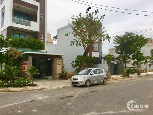 Hạ giá bán gấp lô đất 2 mặt tiền đường Nguyễn Mỹ và Vũ Thành Năm, diện tích 157m2, gần trường học