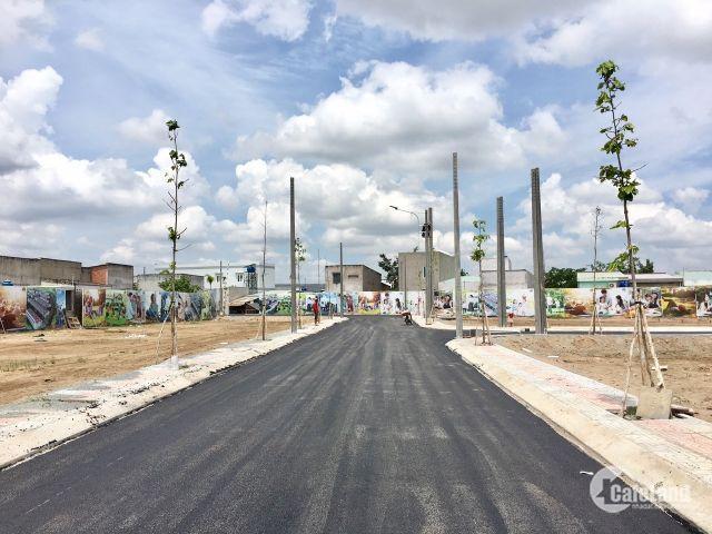 Đất nền dự án KCN Thuận Đạo, nơi an cư lập nghiệp, giá 5tr/m2