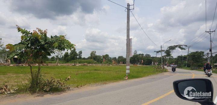Chỉ 650 triệu sỡ hữu ngay đất nền khu Nam Sài Gòn gần chợ Bình Chánh
