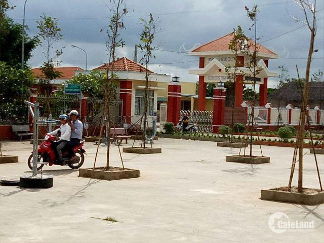 Đất nền Nam Sài Gòn mặt tiền đường 30m - đối diện UBND