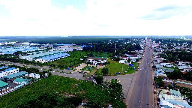 Dự  án đất nền thương mại MINH HƯNG - HÀN QUỐC