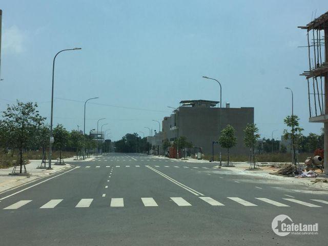 Bán lô đất khu đô thị golden center 2 sổ hồng riêng thổ cư mặt tiền đường 45m