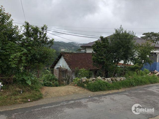 Bán đất diện tích 1700m2 đường Hoàng Hoa Thám, phường 10 , Đà Lạt
