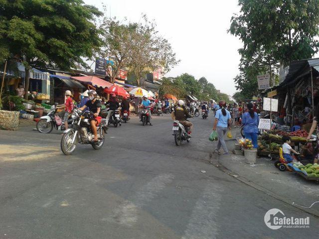 Ra nhanh 350m2 (14x25m) sát chợ, dân đông, mặt tiền đường DA2