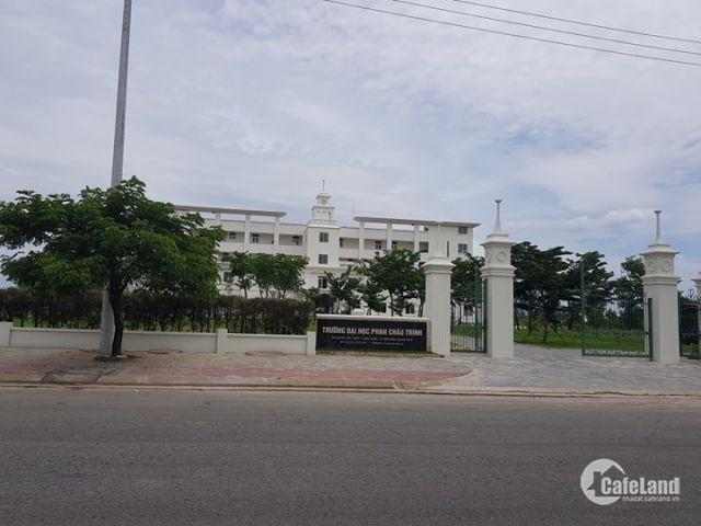 Cần bán nhanh lô đất gần trường đại học y Phan chu Trinh. khu đô thị số 3