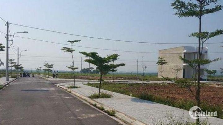 Đất gần trạm thu phí Điện Bàn  và quốc lộ 1A chỉ 5,5tr/m2