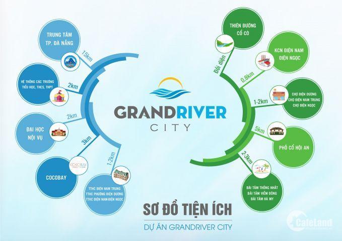 Cần bán block ven sông Nam - Đà Nẵng, chỉ 7.8tr/m2 quá rẻ, gần biển