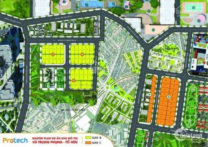 Đất nền gần trung tâm thành phố Đồng Hới