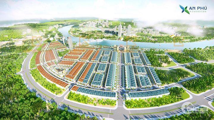 D.á mới tháng 9: KĐT Grand River city giá 8tr/m2-kết nối Đà Nẵng-Hội An.