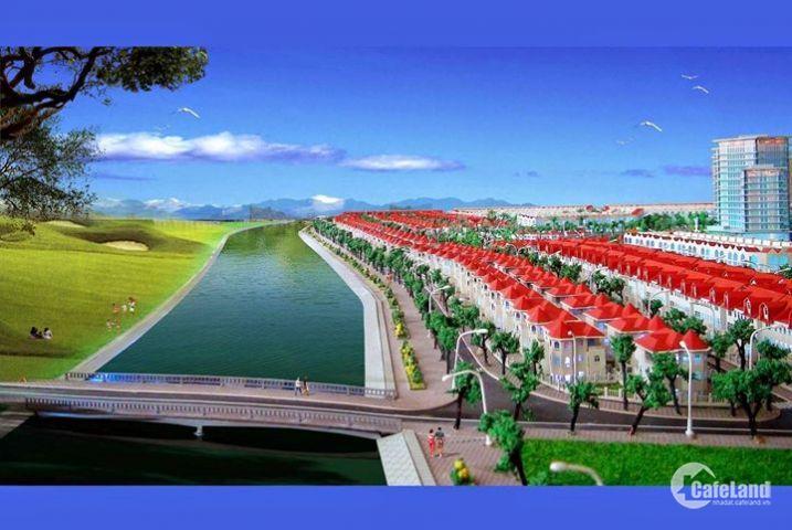 phía Nam Đà Nẵng-đầu tư,sinh lời cao- KĐT Grand River city giá 8tr/m2